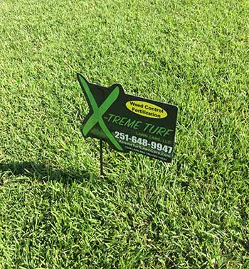 xtreme turf lawn care services